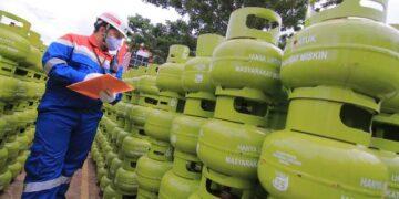 Telah berlaku penyesuaian HET LP3 Kg di Tarakan. (foto: Pertamina)