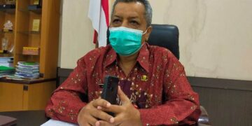 Sekretaris Daerah Tarakan Hamid Amren. (foto: jendelakaltara.co)