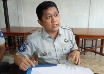 Kepala PT. Jasa Raharja Perwakilan Tarakan Ahmad Arkan Nugraha. (foto: jendelakaltara.co)