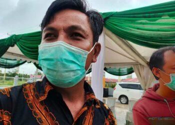 Ketua DPC Partai Hanura Tarakan Yulius Dinandus. (foto: jendelakaltara.co)