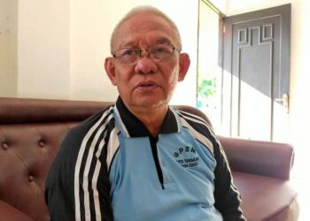 Wakil Wali Kota Tarakan Effendhi Djuprianto. (foto: jendelakaltara.co)