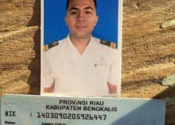 Foto AKB TB MTS 35 Jimy Fren yang dilaporkan hilang. (foto: Istimewa)